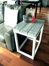 small modern end table side tables living room design m