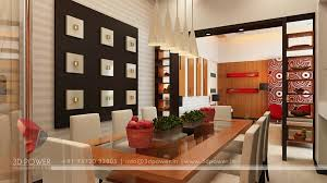 40D Interior Design Rendering Services Bungalow Home Interior Classy Dining Room Interior Designs Model