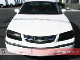 Rtint® Chevrolet Impala 2000-2005 Headlight Tint | Film