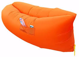 blow up furniture. Air Lounger Parachute Material Made With Heavy Duty Waterproof Blow Up Couch / Sofa Suitable For Furniture