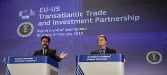 Resultado de imagen para Bruselas cortará el acceso a la información sobre el TTIP