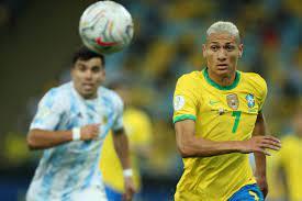 Brazil lose contentious Copa America ...