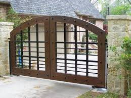 Front Gate Designs For Homes Decoration
