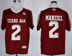 2 Red Manziel With Johnny Jersey Price Patch Aggies New Quality Discount Sec Ncaa Stitched High