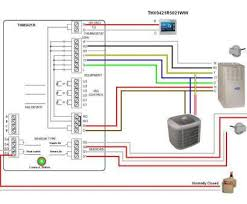 10 brilliant honeywell thermostat wiring diagram 6 wire images House Thermostat Wiring Diagrams at 6 Wire Thermostat Wiring Diagram