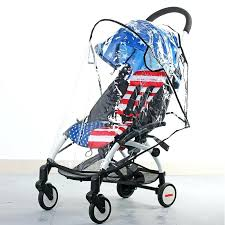 Baby Strollers Covers Buggy Rain Cover Stroller Weather Proof Cover ...