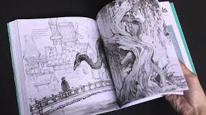 flip through sketching from the imagination an insight into creative drawing you