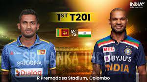 HIGHLIGHTS SL vs IND 1st T20I: India ...