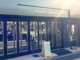 「comme ci comme ca コムサ メンズ 店舗」の画像検索結果