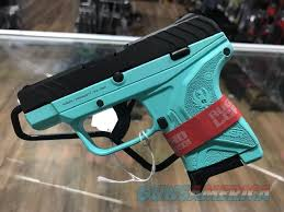 ruger lcp ii 2 robin s egg blue tiffany blue layaway new s pistols ruger