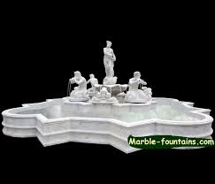 fountains for sale. Outdoor Stone Water Fountains Sale Extra Large Marble Fountain Fond Carrara With Figures For