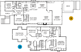Vershire 5261  2 Bedrooms And 25 Baths  The House DesignersFloor Plans With Stairs