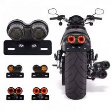 harga 7 inch motorcycle headlight amber led turn signal light for harley cafe racer in msia my jualomatic co