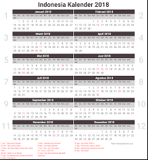 indonesia calendar 2018 13 newspictures xyz