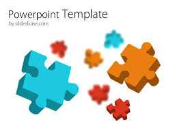 Puzzle Piece Template Adorable Puzzle Piece Template Free Colorful Download Pieces Vector Metalrus