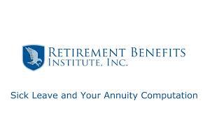 Calculating Sick Leave Retirement Benefits