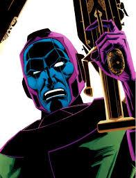 Kang the Conqueror (Nathaniel Richards) (Earth-6311)   art by Wesley Craig    Kang the conqueror, Marvel kang, Comic villains
