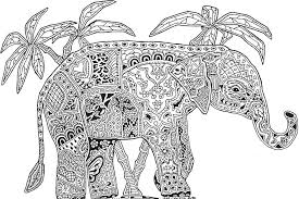 Hard Coloring Pages For Adults Intricate Coloring Pages Printable