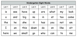 I Just Printed Free Sight Word Worksheets For My Curriculum Great ...