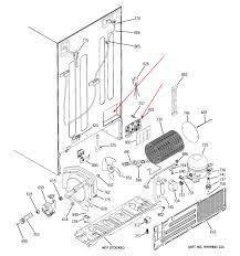 Ge Profile Refrigerator Problems Ge Refrigerator Control Board Refrigerator Repair Ideas