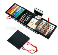 tz brand pro 177 color eyeshadow and lip palette palette eye shadow makeup professional cosmetics