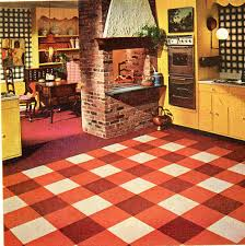 Kitchen Carpet 1967 Ozite Carpet Tiles Kitchen A Photo On Flickriver