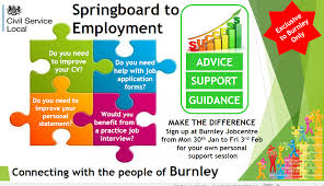 br news help is on hand for burnley job hunters if you need support guidance and practical advice writing or updating your cv interview techniques job application forms or your personal statement