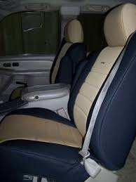 chevrolet silverado standard color seat covers