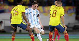 Argentina has no escape; Colombia equalize in injury time (2–2)