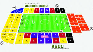 Uk Football Stadium Seating Chart Stadium Map Pricing Matchday Tickets