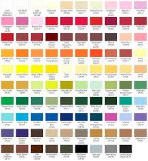 Craft Smart Acrylic Paint Color Chart Miaph Com Co