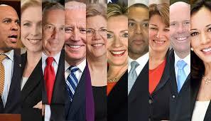 Image result for 2020 democratic hopefuls