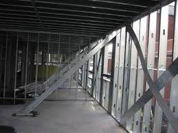 Metal framing studs Commercial Metal Stud Framing Contractor Danbury Ct Vanbaur Framing Drywall Llc Local Metal Stud Framing Contractors Steel Stud Framing Contractors