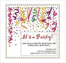 Word Template For Invitation Cool Party Invitation Templates Free Word Picture Mericahotel