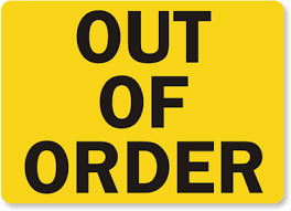 Free Bathroom Out Of Order Sign Bathroom Design