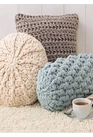 [Free Crochet Pattern] Fast And Cozy, These Pillows Will Add A Touch Of
