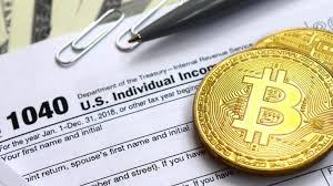 You only have to pay taxes on bitcoin if you buy or sell bitcoin. With Us Tax Season Around The Corner Here S How To Report Crypto Activity To The Irs Finance Bitcoin News