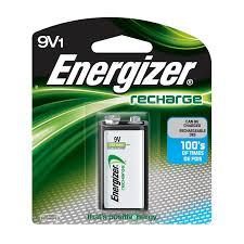 9v Battery Mah Chart Energizer Nh22bp1 9v Nimh 175 Mah Rechargeable Battery Pc
