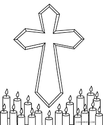 Free Printable Cross Coloring Pages For Kids Cool2bkids Coloring