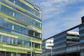 building an office. KPMG Office Building An ,