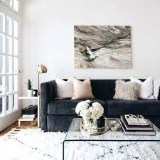 Living Room Ideas With Black Leather Sofa