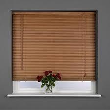 wood venetian blinds. Fine Blinds Real Wood Venetian Blinds Light OAK LONG 210cm DROP 25mm Slats  4  Widths 135 For E