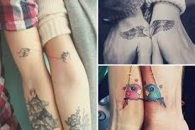 совместная татуировка для подруг Musozyc