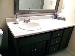 painting bathroom vanity countertop amusing how to repaint bathroom cabinets refinishing bathroom cabinet paint bathroom vanity