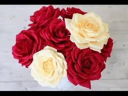 Paper Origami Flower Bouquet How To Make Paper Real Roses Origami Rose Quick And Super Easy Way