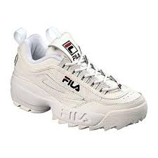 fila disruptor mens. fila men\u0027s disruptor casual athletic shoe - white mens l