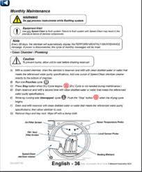 Midmark M9 And Midmark M11 Preventative Maintenance Daily