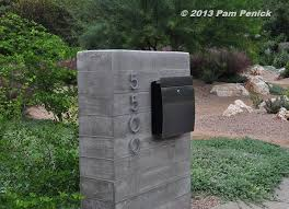 19 best Mailbox Makeover images on Pinterest Modern mailbox