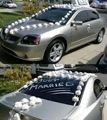 Wedding Car Decorations Accessories 100 best wedding car decorations images on Pinterest Wedding car 69