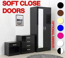 High Gloss Bedroom Furniture | eBay
